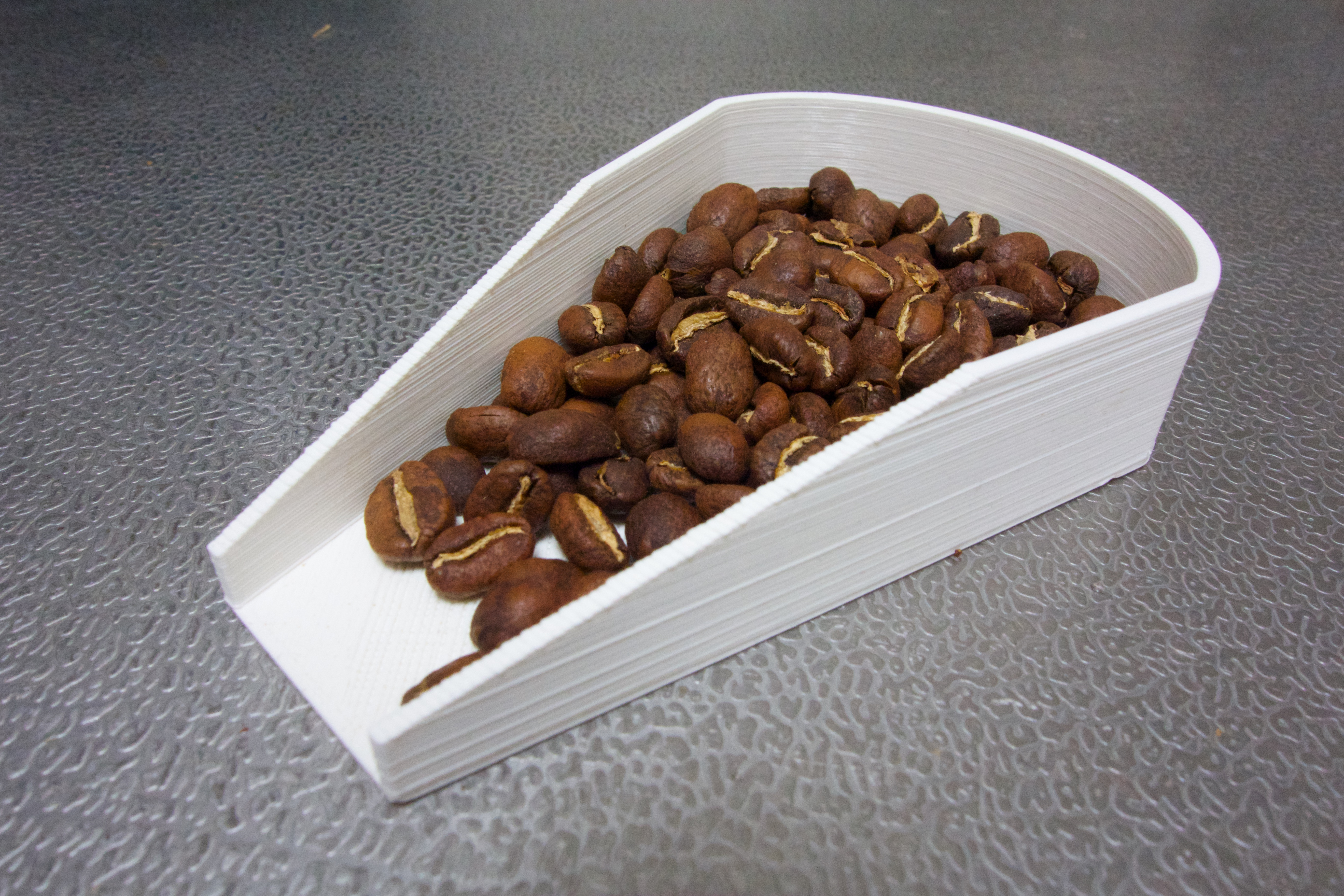 Coffee bean mini scoop