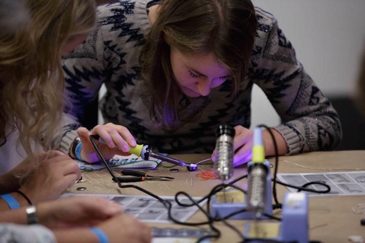 Succesvolle workshop Nacht van Kunst & Kennis in Leiden