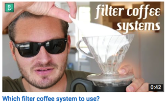 Which filter coffee system to use?