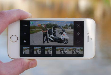 workshop goede video's maken en editen op je telefoon
